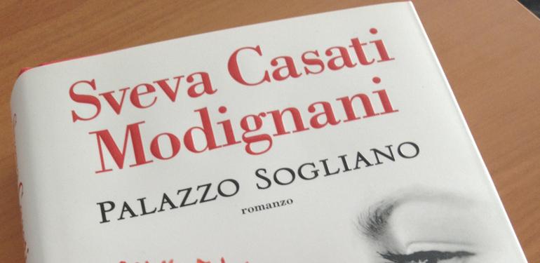 Sveva Casati Modignani racconta Palazzo Sogliano