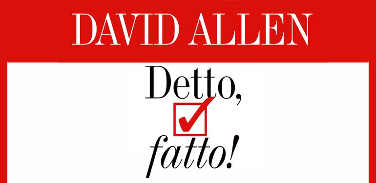 David Allen in Italia