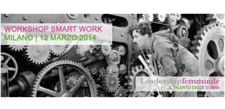 Lo smart work e la leadership femminile