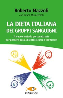 La dieta italiana dei gruppi sanguigni