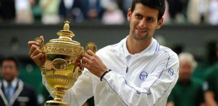 Il punto vincente - come Novak Djokovic ha vinto Wimbledon