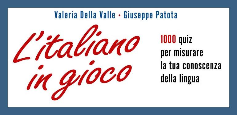 Con l'italiano giocando s'impara!
