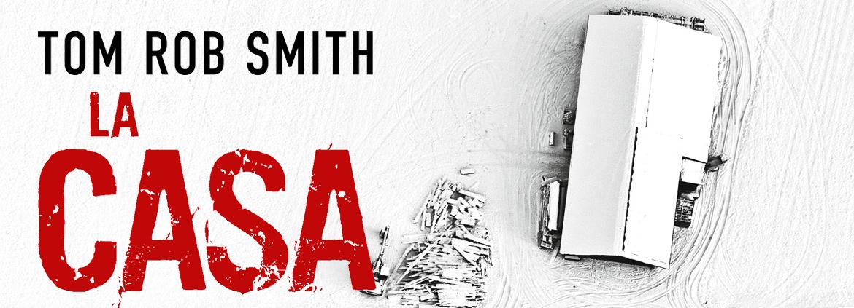 Incontrare Tom Rob Smith a Milano