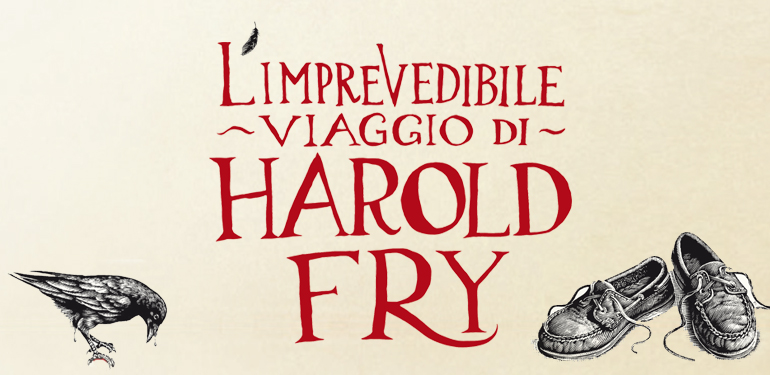 L'imprevedibile viaggio di Harold Fry - in ebook a 3,99 euro