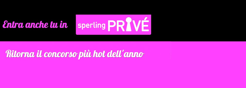 Entra anche tu in Sperling Privé - il concorso