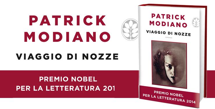 PATRICK MODIANO Premio Nobel per la letteratura 2014