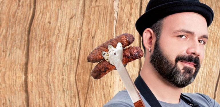 Passione Barbecue - parola all'editor