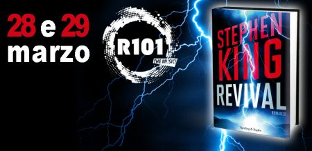 Stephen King e la musica in Revival: ecco la #KingPlaylist