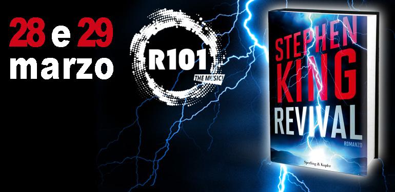 Stephen King e la musica in Revival: ecco la #KingPlaylist