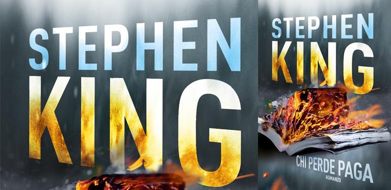 Chi perde paga - il nuovo thriller di Stephen King