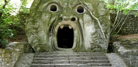 LUOGHI MISTERIOSI: Il parco dei mostri di Bomarzo, Lazio
