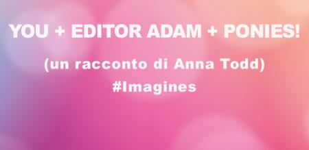 Tu + l'editor Adam + i pony