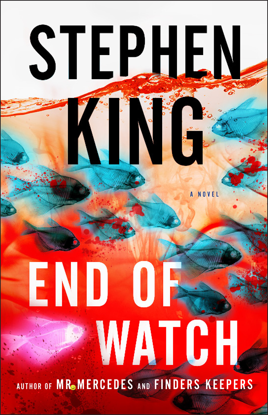 FINE TURNO (End of Watch) di Stephen King a ottobre in Italia