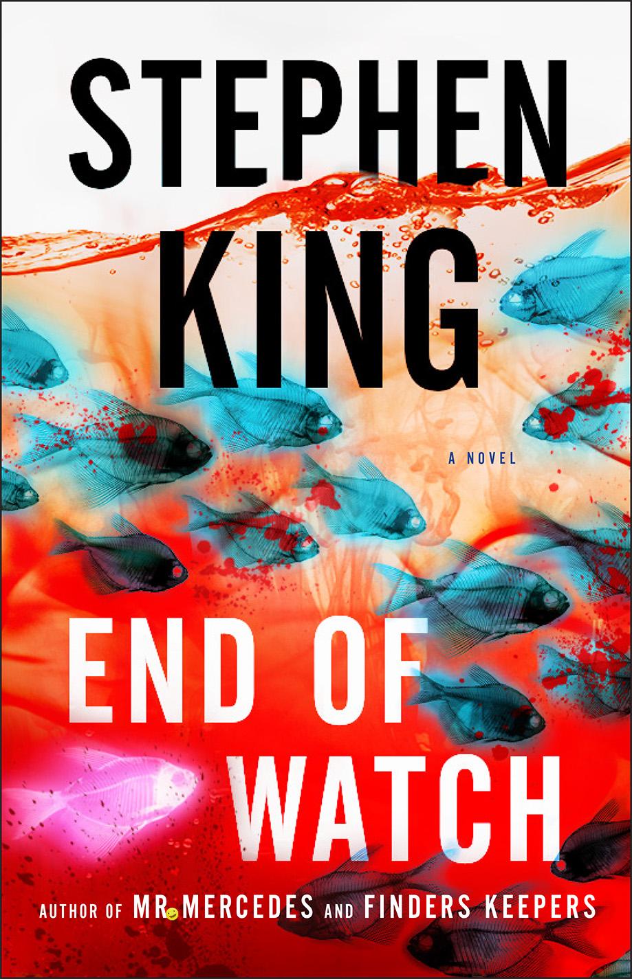 FINE TURNO (End of Watch) di Stephen King a ottobre in Italia