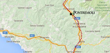 LUOGHI MISTERIOSI: si va in Liguria, Riviera di Levante