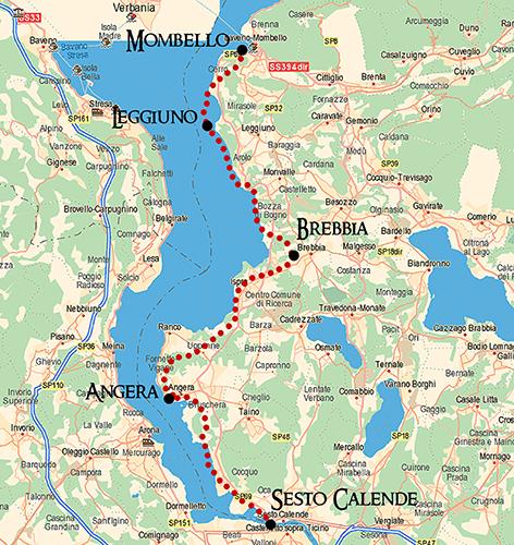 Stresa Lago Maggiore Cartina.Lage Maggiore Camping Village Lago Maggiore Dormelletto