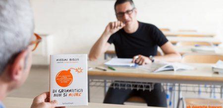 Di grammatica non si muore - intervista a Massimo Roscia