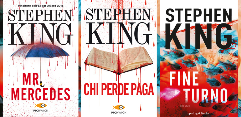 Stephen King, la trilogia di Bill Hodges e la sfida di una traduzione.