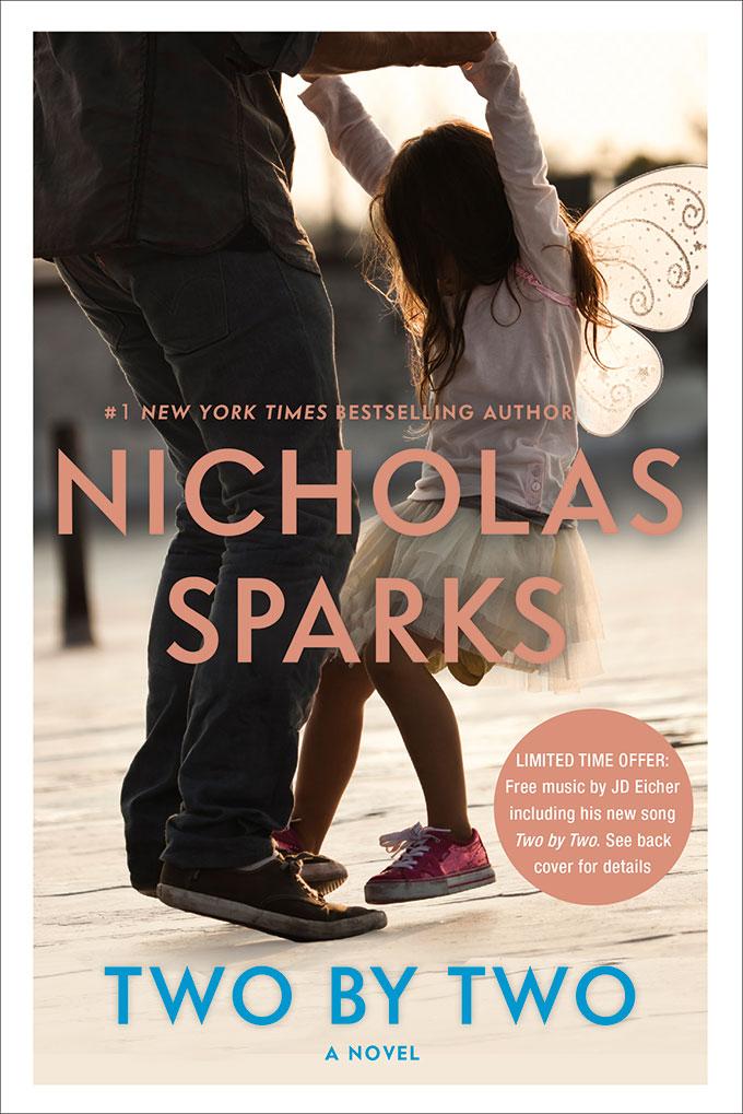 TWO BY TWO il nuovo romanzo di Nicholas Sparks