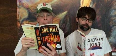 Anche Joe Hill riceve il Goodreads Choice Award