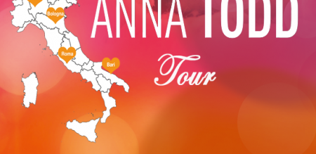 Anna Todd in Italia per NOTHING LESS