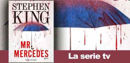 Mr. Mercedes di Stephen King diventa una serie tv