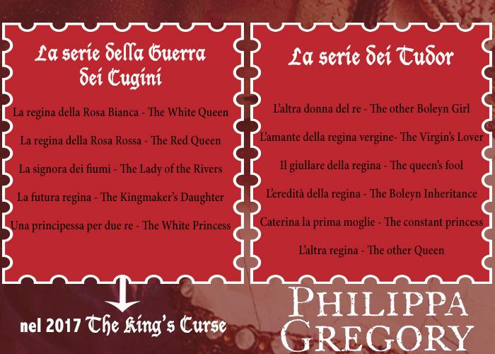 Philippa Gregory: il bello di leggere la storia...
