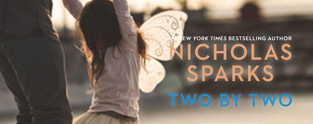 Nicholas Sparks: in attesa del nuovo romanzo...