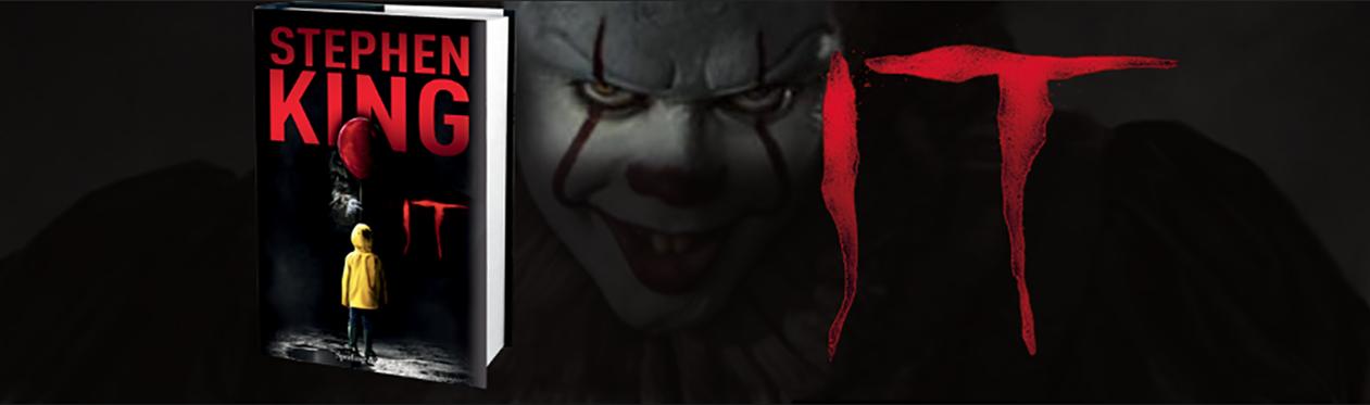 IT la nuova edizione del capolavoro di Stephen King