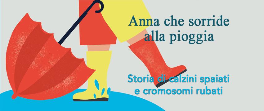 Anna che sorride alla pioggia - intervista a Guido Marangoni