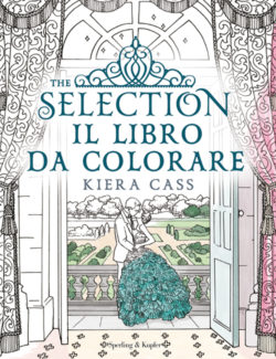 The Selection il libro da colorare