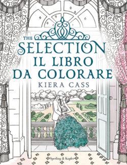 The Selection il libro da colorare