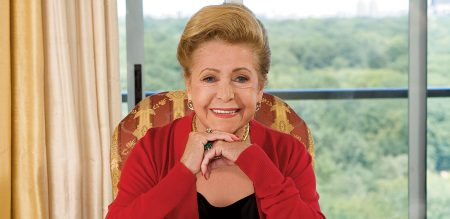 Buon Compleanno, Mary Higgins Clark!