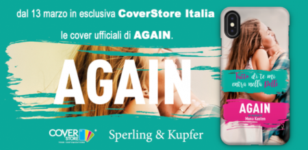 AGAIN e COVERSTORE