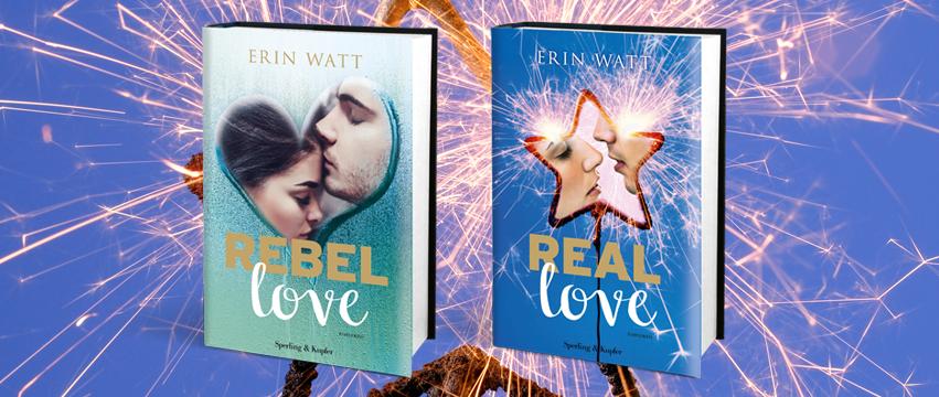 Due nuove storie d'amore firmate Erin Watt