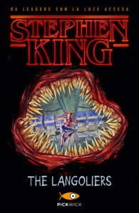 The Langoliers - Stephen King -Pickwick