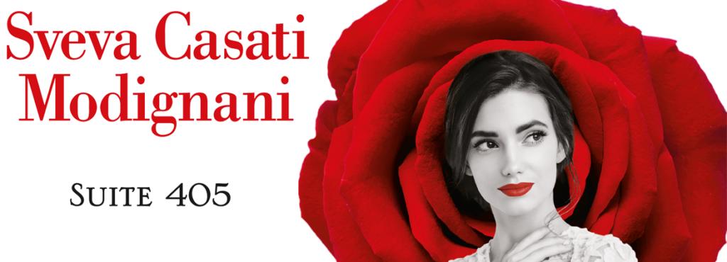 Dal 25 settembre in libreria il nuovo romanzo di Sveva Casati Modignani