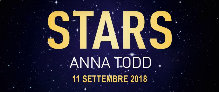 Anna Todd sarà in Italia!