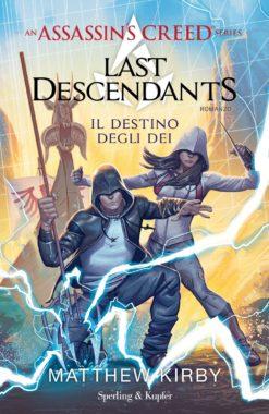 Last Descendants il destino degli dei