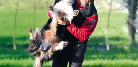 Io e Spike (se avete un cane...)