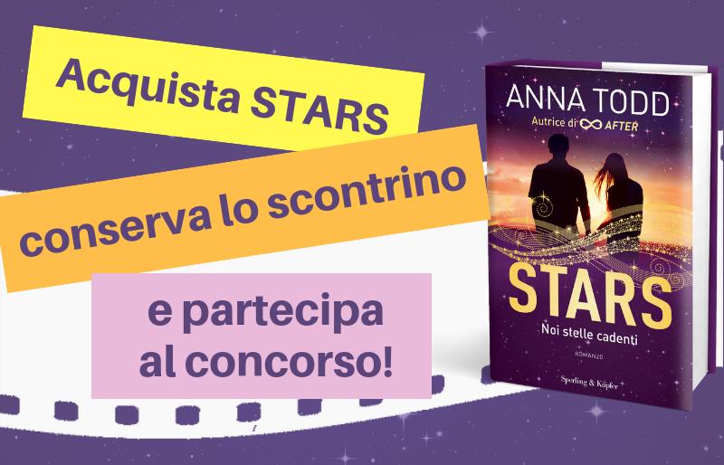 Leggi il romanzo STARS e vinci le stelle!