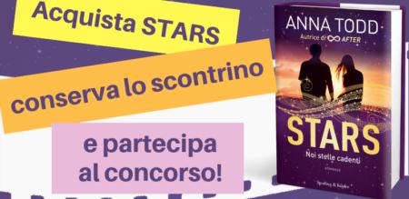 Partecipa al concorso di STARS e vinci le stelle!