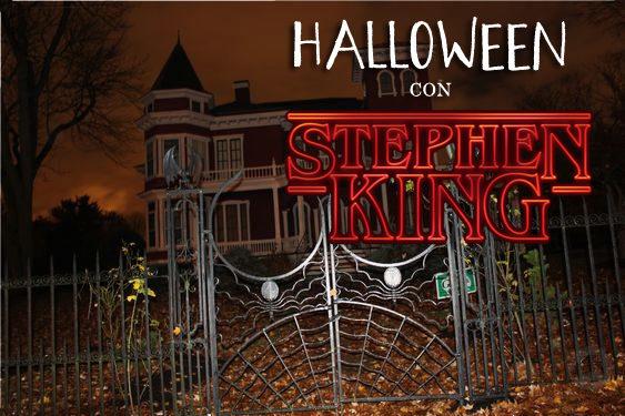 Halloween con Stephen King
