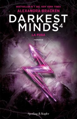 Darkest Minds 4 - La fuga