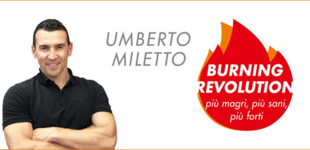 Rimettiti in forma con Burning Revolution