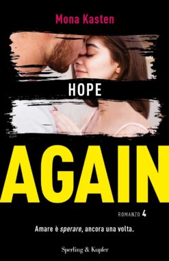 Again 4. Hope again (versione italiana)