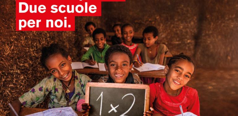 Il Gruppo Mondadori e ActionAid insieme per l'istruzione