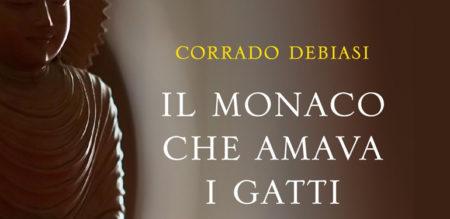 Il monaco che amava i gatti - Corrado Debiasi
