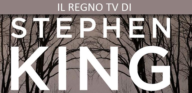 Il regno TV di Stephen King: l'autore parla di Mr. Mercedes, L'ombra dello scorpione, Outsider.