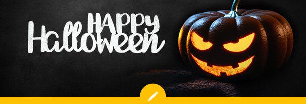 I nostri consigli di lettura per un Halloween da paura!